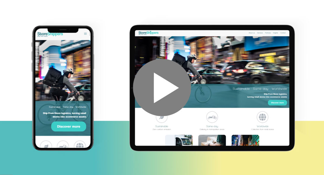 StoreShippers Website